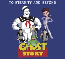Ghost Story: Ghostbusters + Toy Story mashup by rydrew