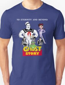 Ghost Story: Ghostbusters + Toy Story mashup T-Shirt