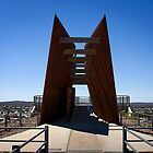 Miners Memorial 2 - Broken Hill by Hans Kawitzki