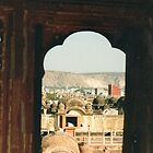 Palace of the winds, Jaipur by Laoghaire
