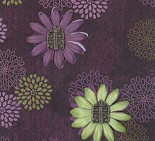 Festive Flowers by Susie Ioia