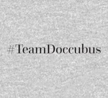 #TeamDoccubus - white Kids Clothes