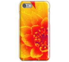 Water Lily of Primary Colors iPhone Case/Skin