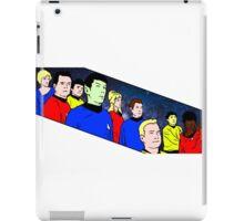 Star Trek TOS crew iPad Case/Skin