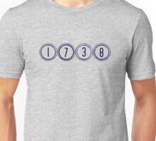 1738! Unisex T-Shirt