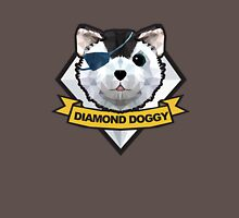 DIAMOND DOGGY Unisex T-Shirt