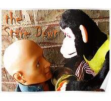 The Stare Down Poster
