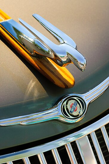 2004 PT Cruiser Custom Hood Ornament by Jill Reger