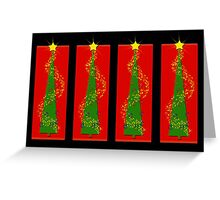 Tidings from Trees Greeting Card