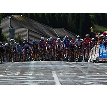 The Peleton Photographic Print
