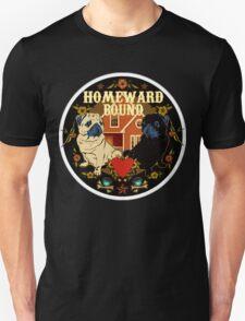 SAILOR PUGGY HOMEWARD BOUND Unisex T-Shirt