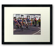 Tiffany Cromwell Framed Print