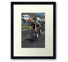 Serena Sheridan Framed Print