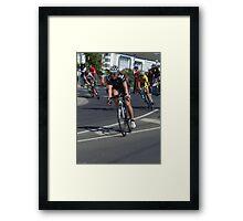 Toni Bradshaw Framed Print