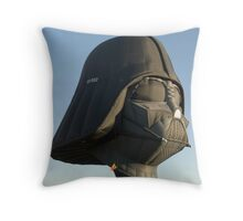 The Force is Moving Throw Pillow