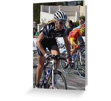 Toni Bradshaw Greeting Card