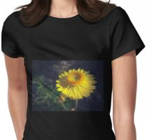 Paper Daisy Womens Fitted T-Shirt