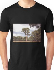 Stately Eucalyptus Tree Unisex T-Shirt