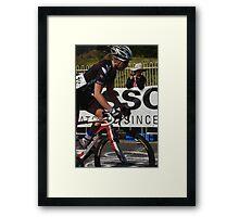 Emma Crum Framed Print