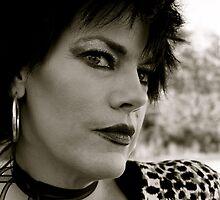 Joan Jett for Halloween by sscearce