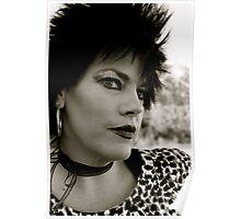 Joan Jett for Halloween Poster
