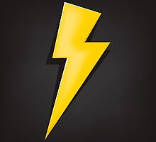 Lighting Bolt  by Emir Simsek