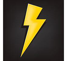 Lighting Bolt  Photographic Print