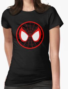 The Ultimate Spider-Man Womens Fitted T-Shirt
