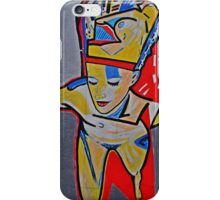BERLINER WOMAN iPhone Case/Skin