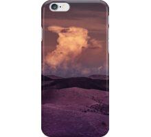 Purple Cloud iPhone Case/Skin