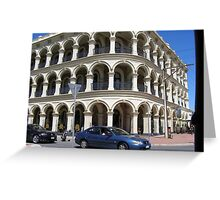 Old Grand Hotel, 'Semaphore' Adelaide, South Australia. Greeting Card