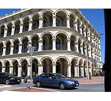 Old Grand Hotel, 'Semaphore' Adelaide, South Australia. Photographic Print