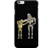 Cute Cylon Siblings iPhone Case/Skin