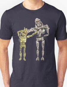 Cute Cylon Siblings Unisex T-Shirt