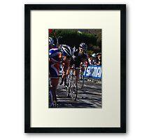 Catherine Cheatley Framed Print