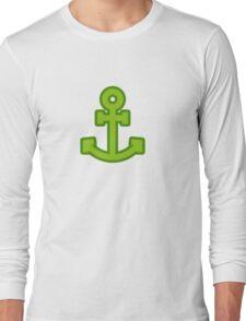 Green Anchor T-Shirt