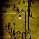Green light by Susanne Van Hulst