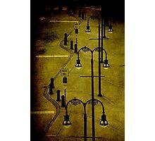 Green light Photographic Print