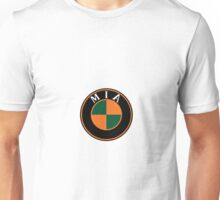 Miami 'Canes BMW Crossover Unisex T-Shirt