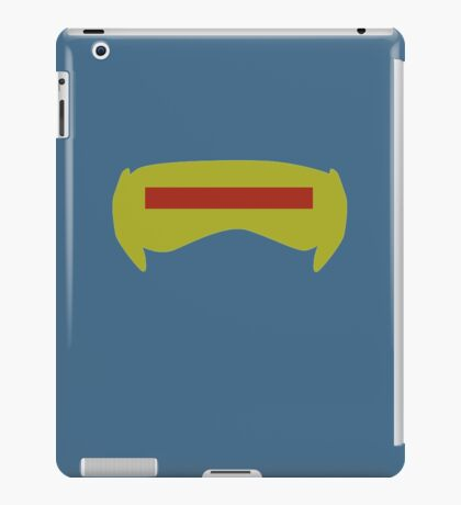 Cyclopes Goggles iPad Case/Skin