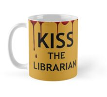 Spike's Kiss the Librarian Mug Mug