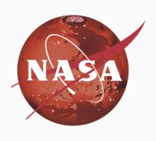 NASA Mars Logo by Havran