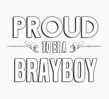 Proud to be a Brayboy. Show your pride if your last name or surname is Brayboy Kids Clothes