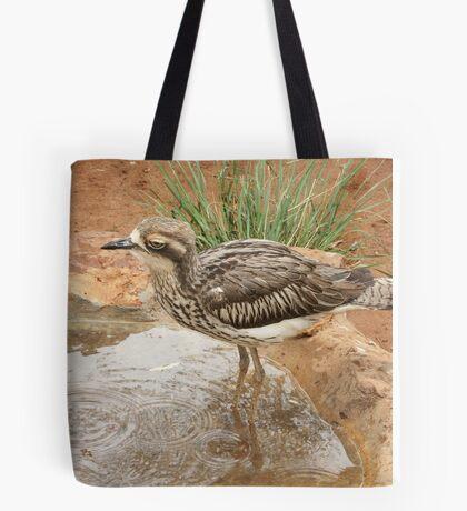 A Bush Stone-curlew Tote Bag