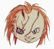 Chucky/ Child's Play by loveusbugus