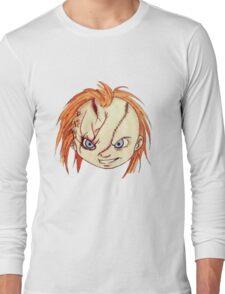 Chucky/ Child's Play Long Sleeve T-Shirt