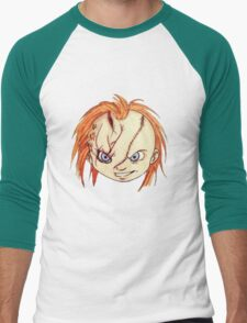 Chucky/ Child's Play Men's Baseball ¾ T-Shirt