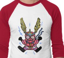 Henshin Alt Men's Baseball ¾ T-Shirt