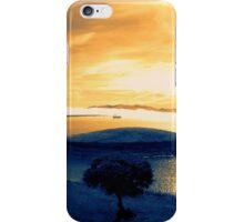 Golden Lake iPhone Case/Skin