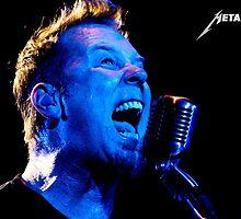 James Hetfield by MC07
